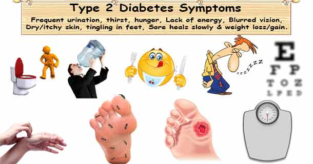 symptoms of type 2 diabetes and why