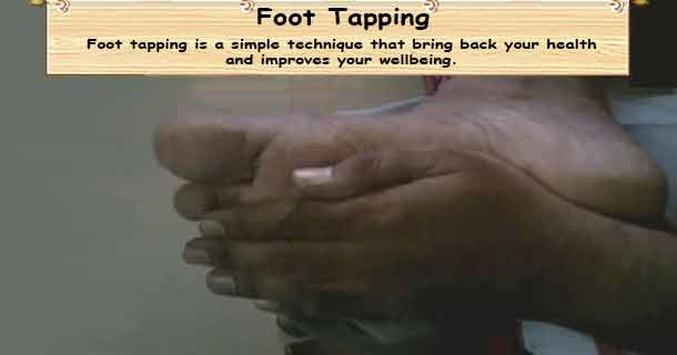 Foot Tapping
