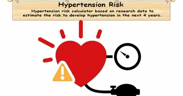 Hypertension Risk