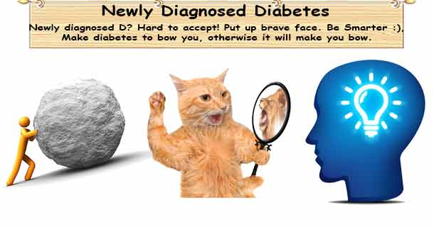 Newly Diagnosed Diabetes
