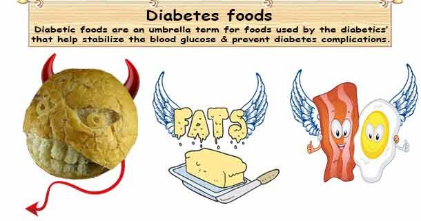 Type 1 Diabetes Food