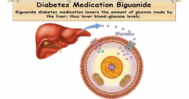 T2D Medicine Biguanide | Metformin