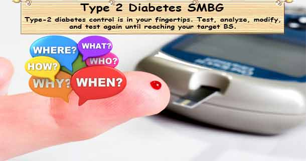 Type 2 Diabetes Blood Sugar Test