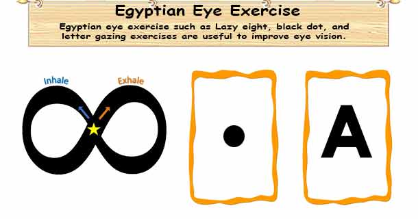 Egyptian Eye Exercise