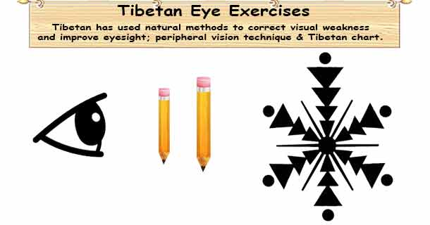 Tibetan Eye Exercise For Vision Correction