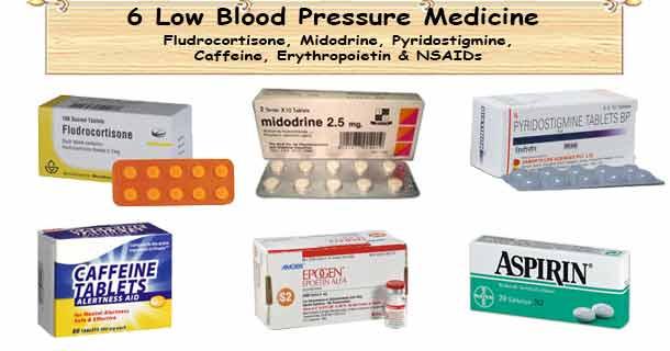 Low BP Medication
