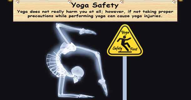 Yoga Safety
