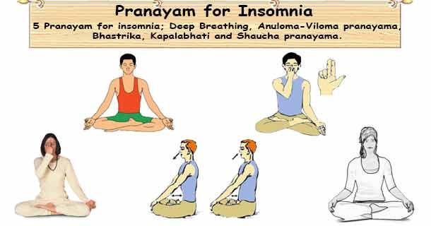 Pranayama for Insomnia