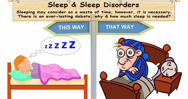 Sleep & Sleep Disorder
